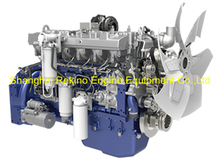 Weichai WP10.310E53 construction diesel engine 310HP 1900RPM for Crane