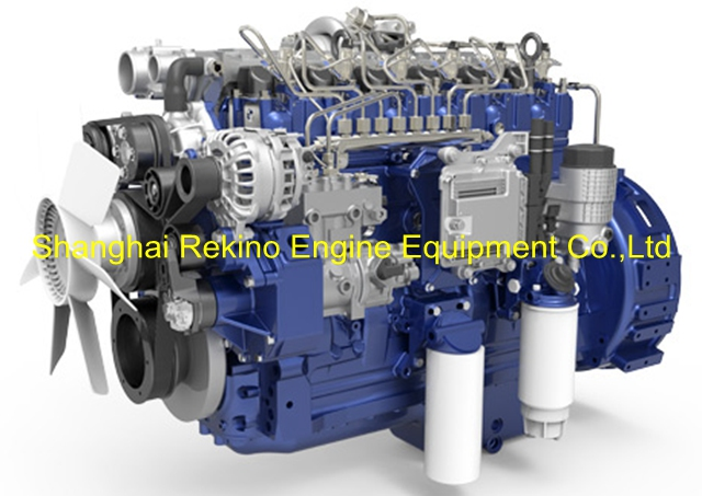 Weichai WP6G150E331 diesel engine motor for Wheel loader 150HP 2000RPM