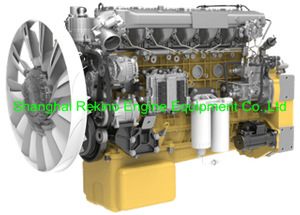 Weichai WP12G290E301 construction diesel engine motor 290HP 2200RPM for wheel loader