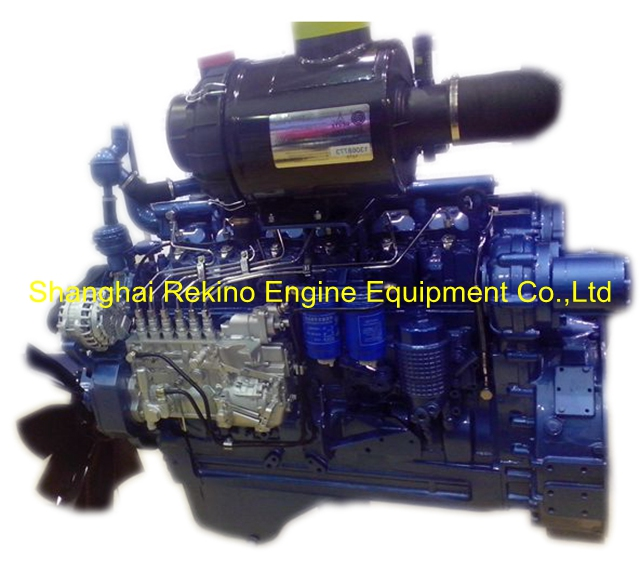 Weichai WP6G210E330 construction diesel engine 210HP 2200RPM for forklift