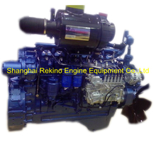 Weichai WP6G190E330 construction diesel engine 190HP 2200RPM for forklift