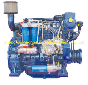 Weichai WP4C102-15 marine boat propulsion diesel engine 102HP 1500RPM