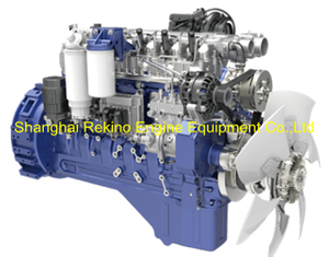 Weichai WP6.220E50 construction diesel engine 220HP 2300RPM for Crane