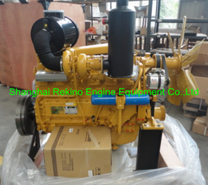 Weichai WD10G200E25 construction diesel engine motor 200HP 1850RPM for bulldozer