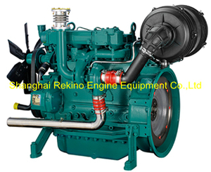 Weichai WP4 pump stationary industrial diesel engine 36KW