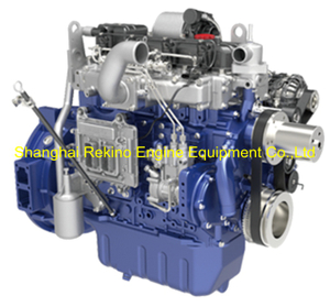 Weichai WP4.1G125E302 construction diesel engine 125HP 2200RPM for forklift
