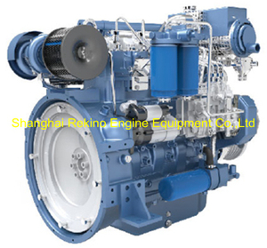 Weichai WP4C82-15 marine boat propulsion diesel engine 82HP 1500RPM