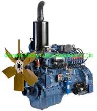 Weichai WP10G220E33NG Natural gas engine 220HP 2000RPM for Wheel loader