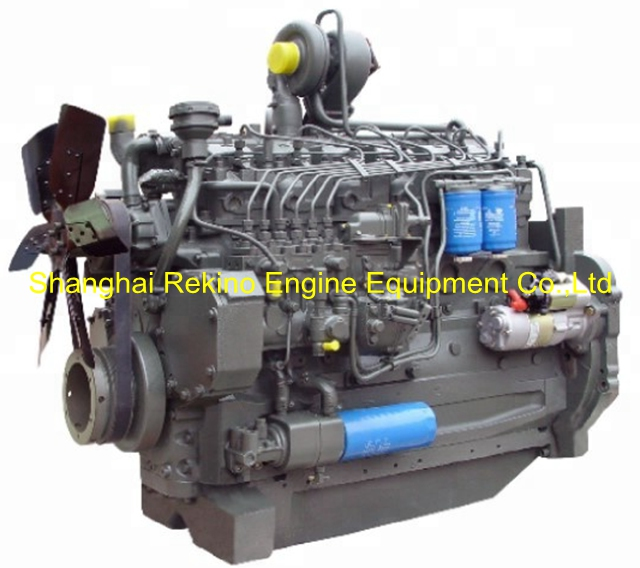 Weichai WP6G130E330 diesel engine motor for Wheel loader 130HP 2200RPM