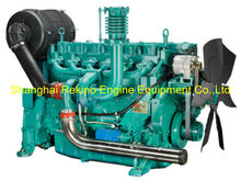 Weichai WP12 pump stationary diesel engine motor 2200RPM