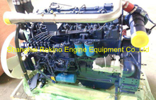 Weichai WD12G336E211 construction diesel engine motor 336HP 2200RPM for wheel loader