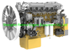 Weichai WP12G220E304 WP12G220E330 construction diesel engine motor 220HP 1950RPM for bulldozer